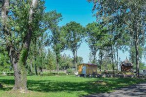 Camping Kocsag foto